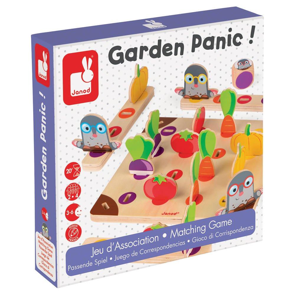 Garden Panic | Jeux De Societe | Jouéclub dedans Jeu Chasse Taupe