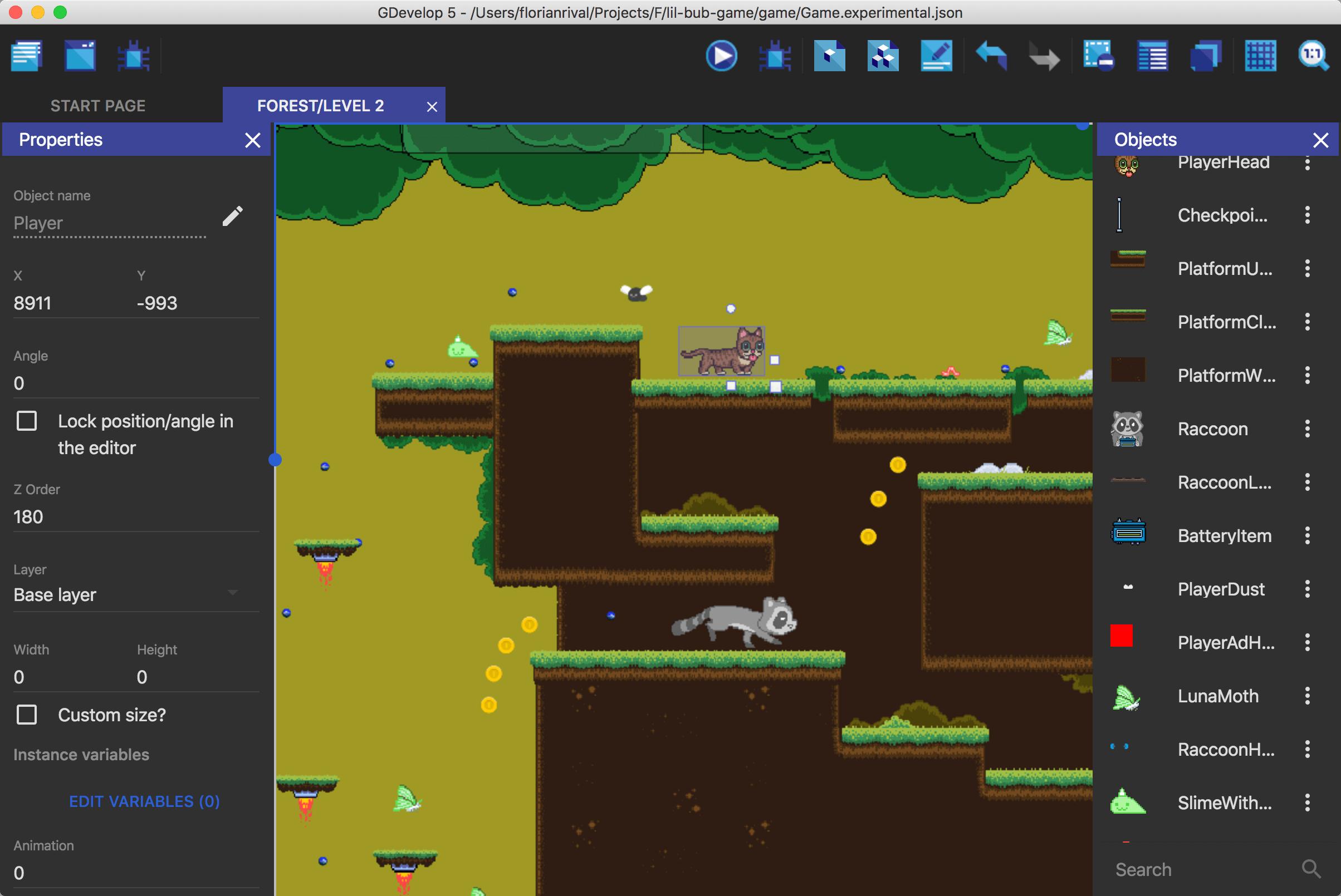 Gdevelop - Créez Vos Jeux Sans Programmation - Logiciel De tout Jeux Video En Ligne Gratuit Sans Téléchargement