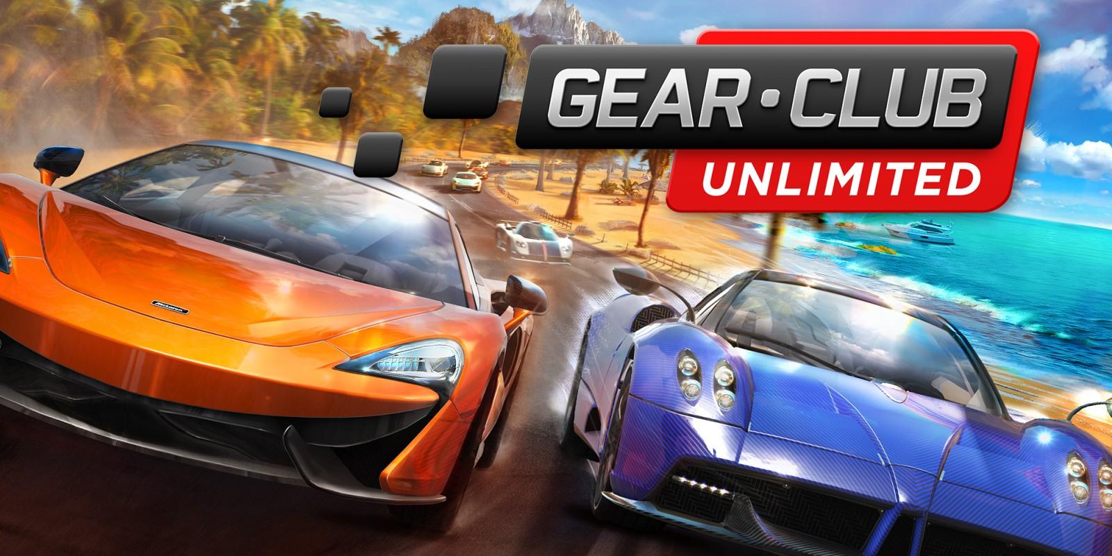 Gear.club Unlimited | Nintendo Switch | Jeux | Nintendo tout Jeux De Course Online