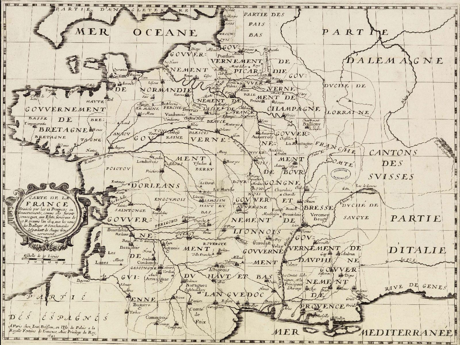 Géographie Historique – Chignon Bagel pour Carte Anciennes Provinces Françaises