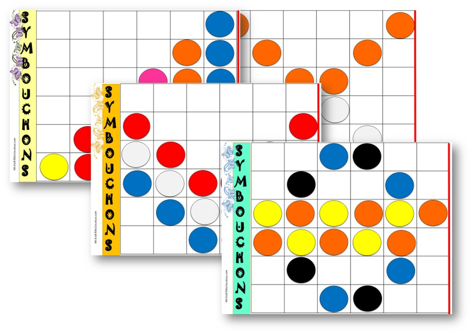 Geometrie : Ateliers Symétrie Et Exercices • Recreatisse à Symétrie Ce1 Exercices