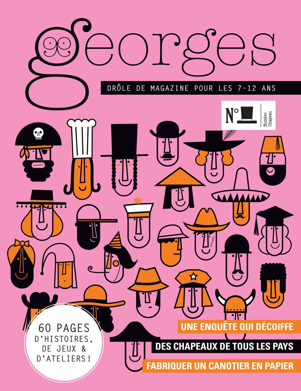 Georges N°Chapeau By Maison Georges - Issuu dedans Jeu Des Chapeaux