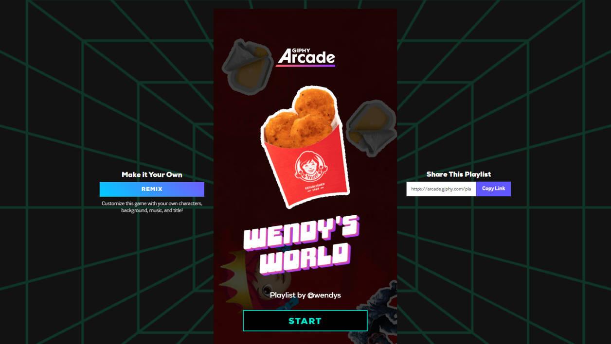 Giphy Arcade : Créez Et Partagez Des Jeux Gratuits Aussi dedans Jeux De Manger Gratuit