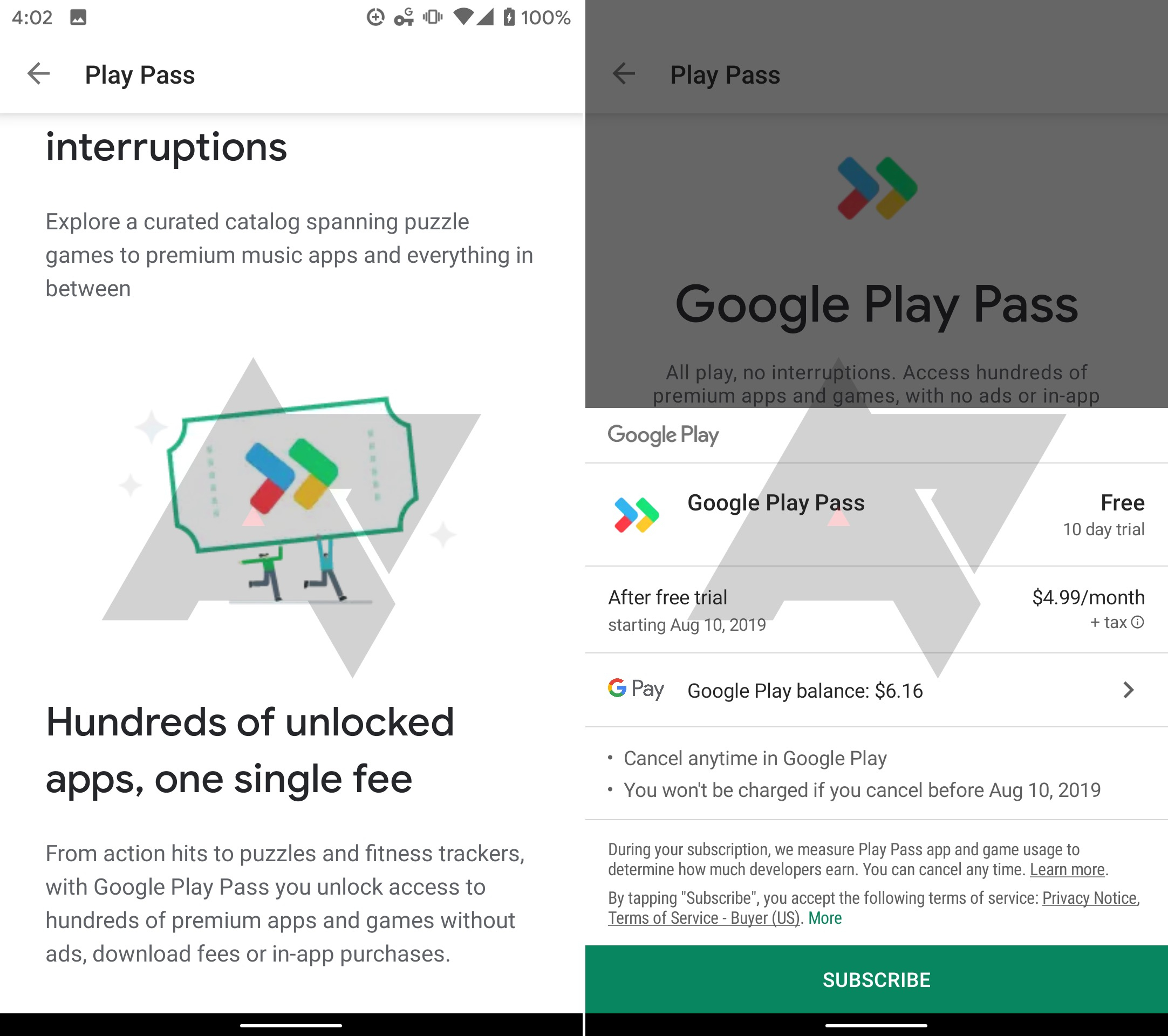 Google Teste Un Abonnement Pour Apps Et Jeux Android encequiconcerne Jeux De Fee Gratuit