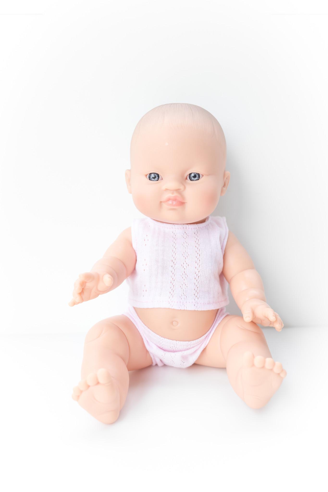 Gordis Doll - Baby Lily In Pyjama intérieur Jeux De Bébé Lili
