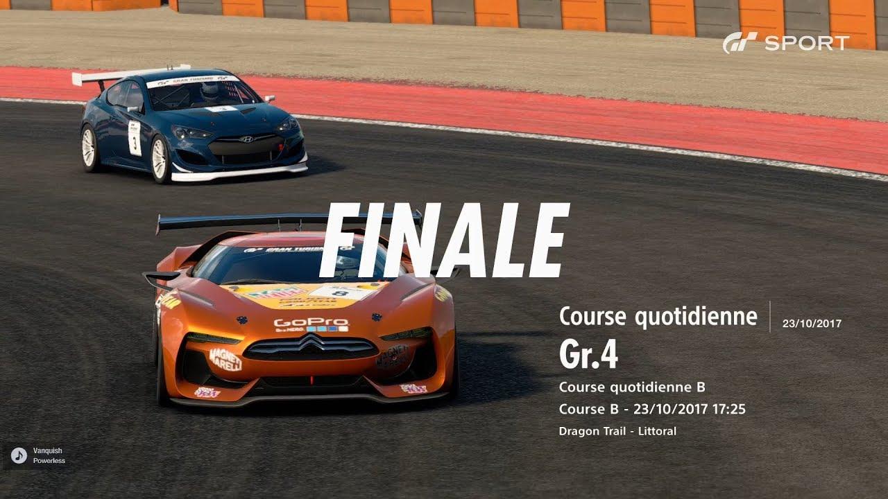 Gran Turismo Sport - Course En Ligne Intense ! encequiconcerne Jeux De Course Online