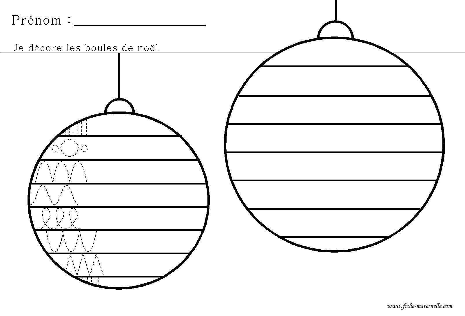 Graphisme De Noël En Maternelle | Écriture De Noël, Maternelle tout Noel Maternelle Grande Section