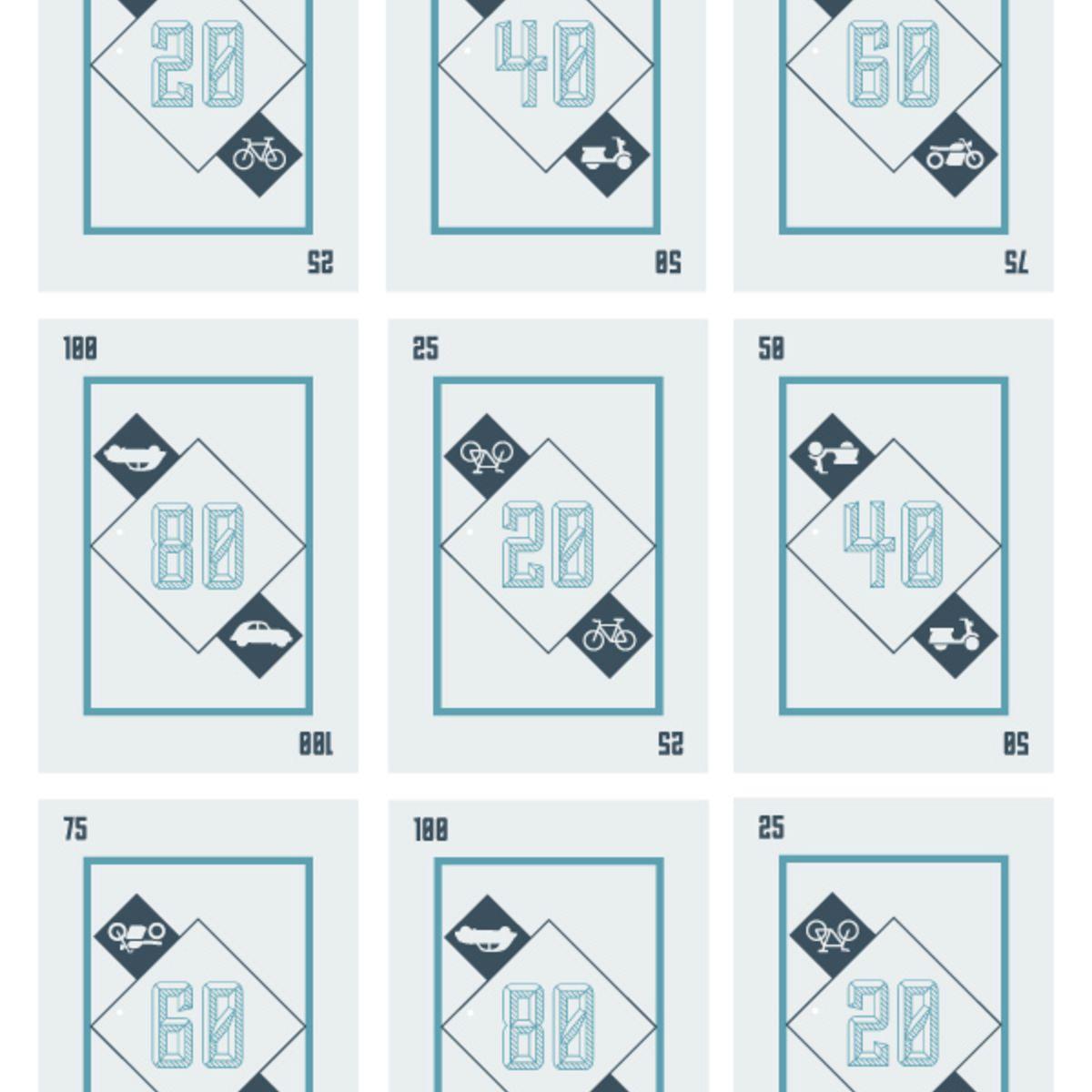 Gratuit : Le Jeu De 1000 Bornes À Imprimer : Femme Actuelle destiné Jeux Sudoku À Imprimer