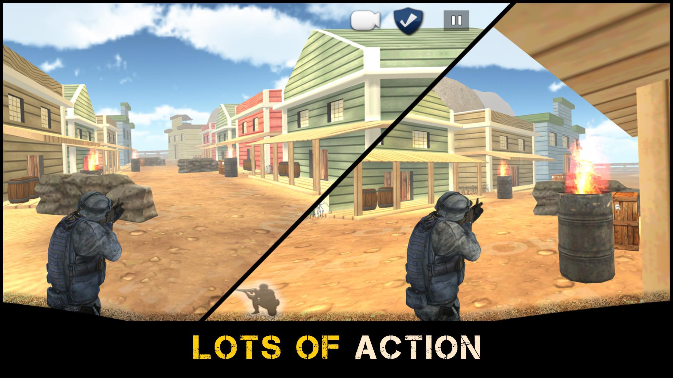 Guerre De Commando 3D 2019 Tir Tps Gratuit Pour Android à Jeux Tps Gratuit