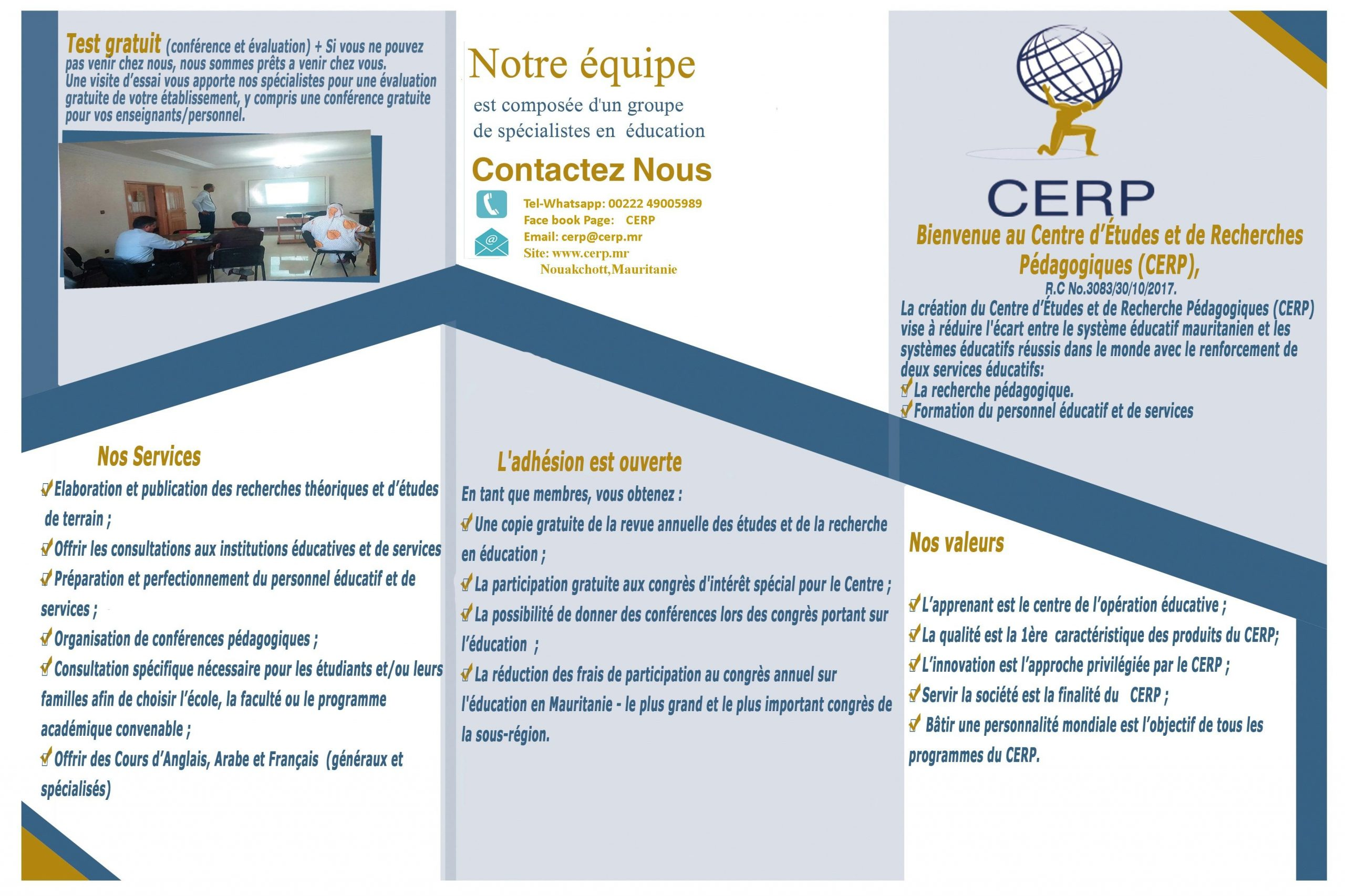 Habib Iguiw - Facilities Security Manager - Securiguard pour Sites Educatifs Francais