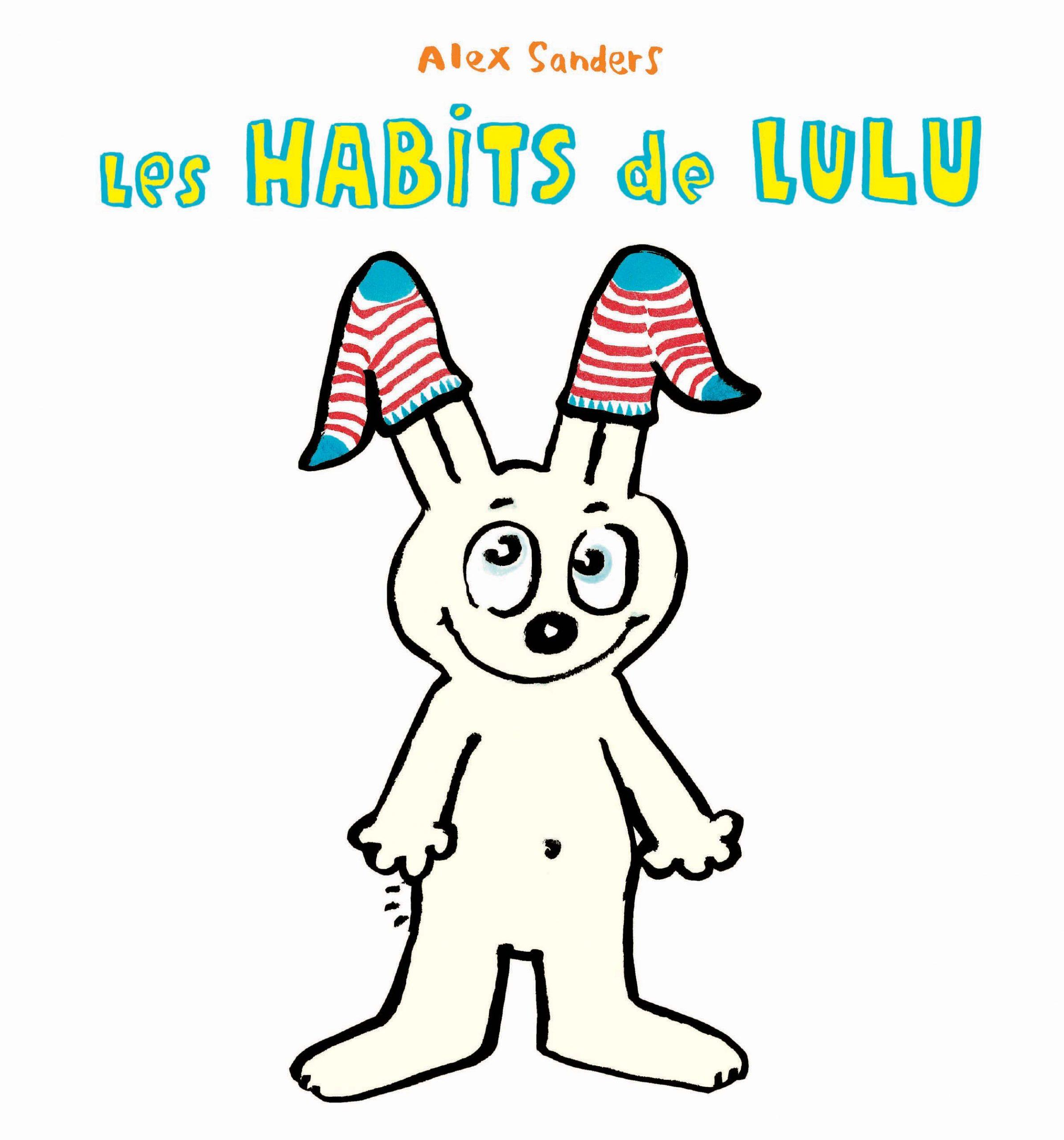 Habits De Lulu (Les) | L'école Des Loisirs pour Lapin Lulu
