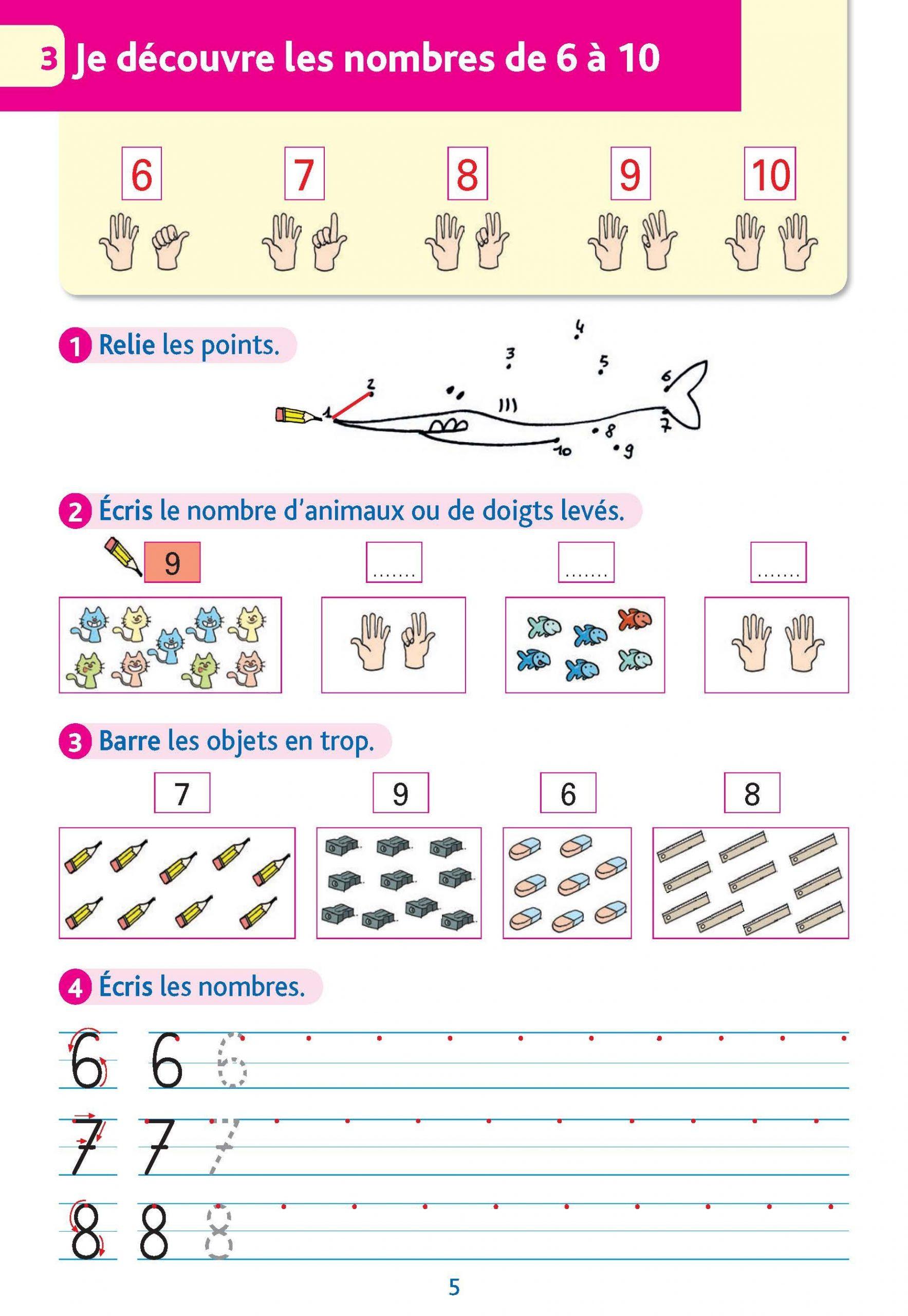 Hachette Education Sami Et Julie J'apprends Le Calcul intérieur Jeu Calcul Enfant