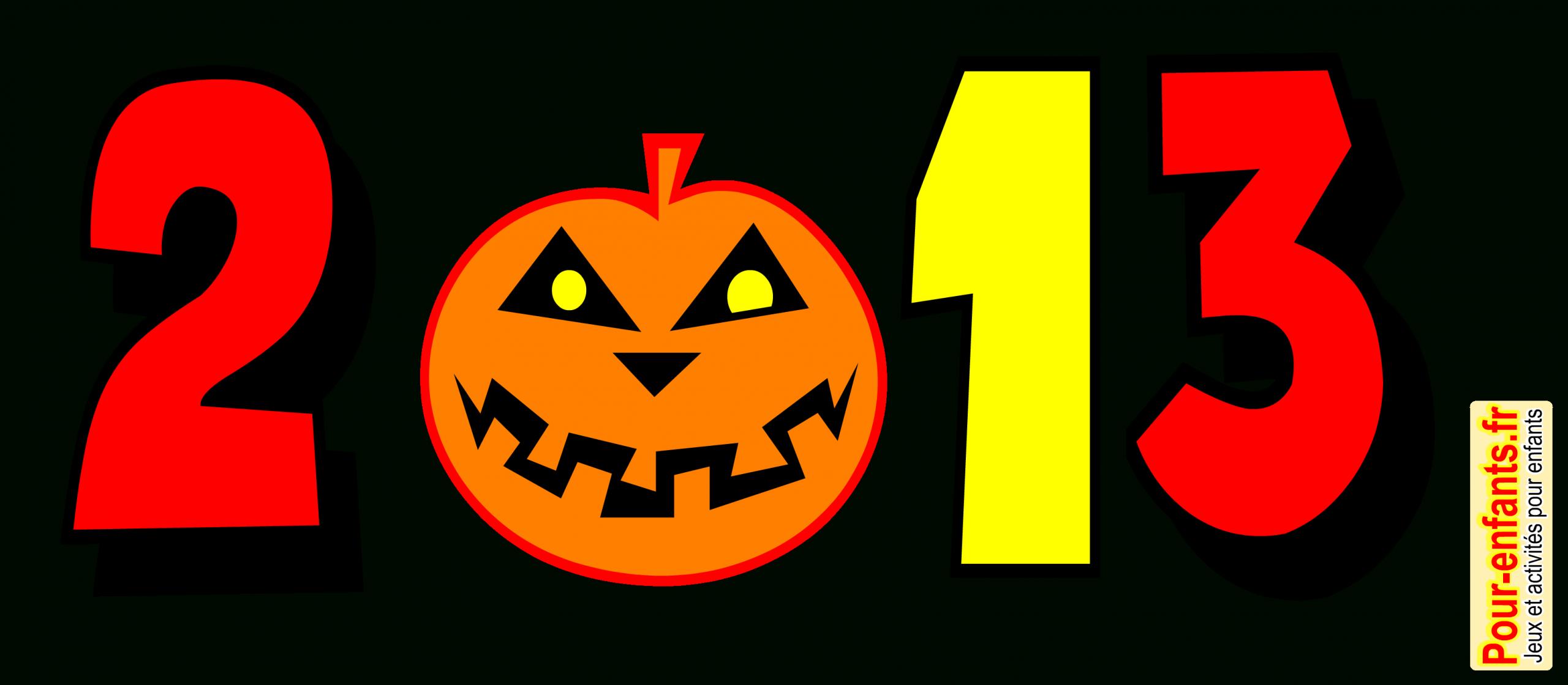 Halloween 2013 Dessin Date À Imprimer Dessins Citrouille tout Dessin Halloween Citrouille A Imprimer Gratuit