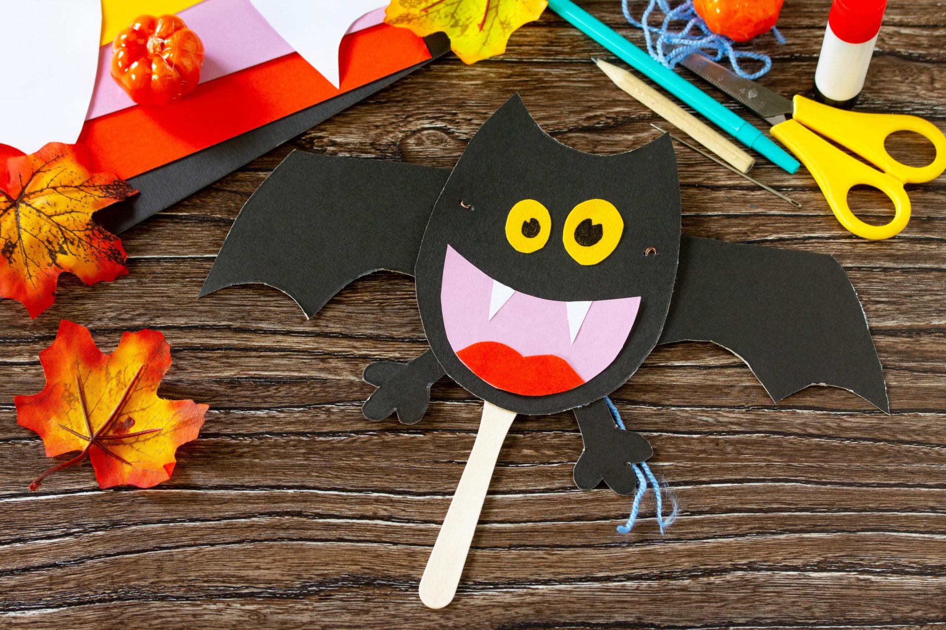 Halloween 🎃 : Idée Bricolage, Activités Manuelles Faciles destiné Activités Manuelles Enfant 3 Ans