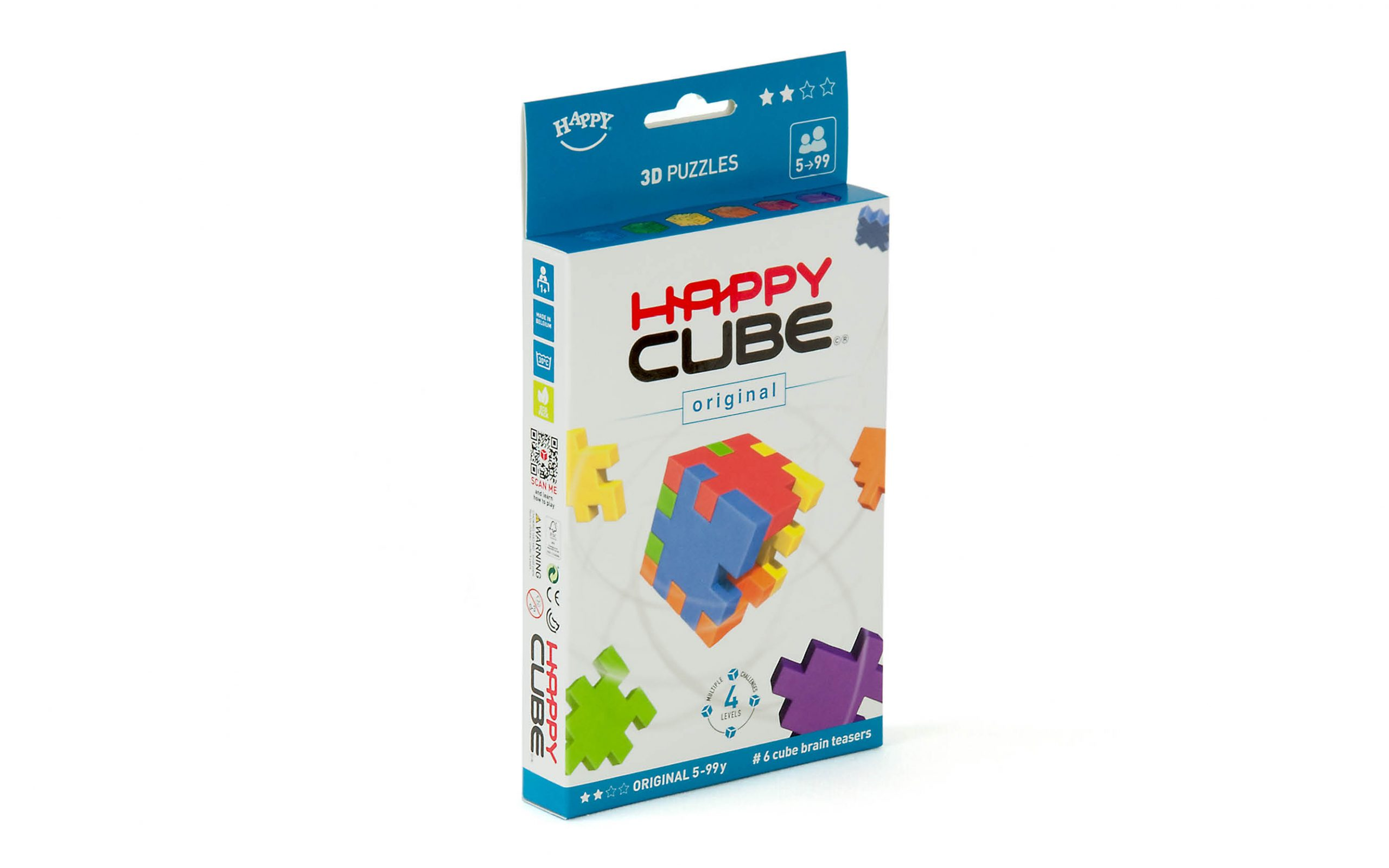 Happy Cube Original 6-Pack concernant Puzzle À Partir De Photo