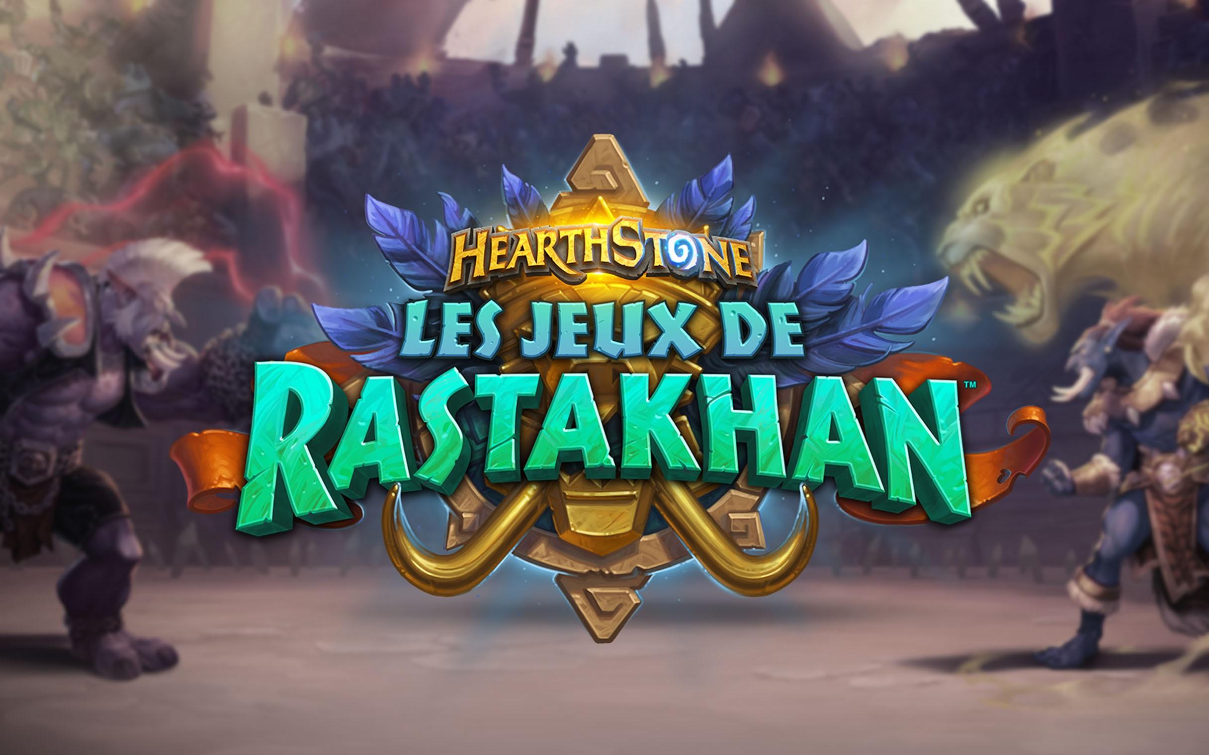 Hearthstone : Les Jeux De Rastakhan Disponible, Tout Savoir concernant Jeux De Tortue Gratuit