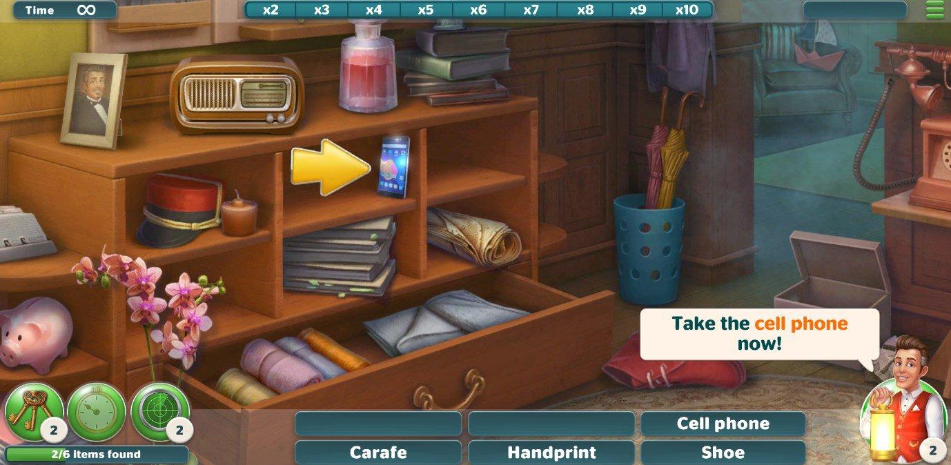 Hidden Hotel 1.1.8 - Télécharger Pour Android Apk Gratuitement concernant Jeux Trouver Objet