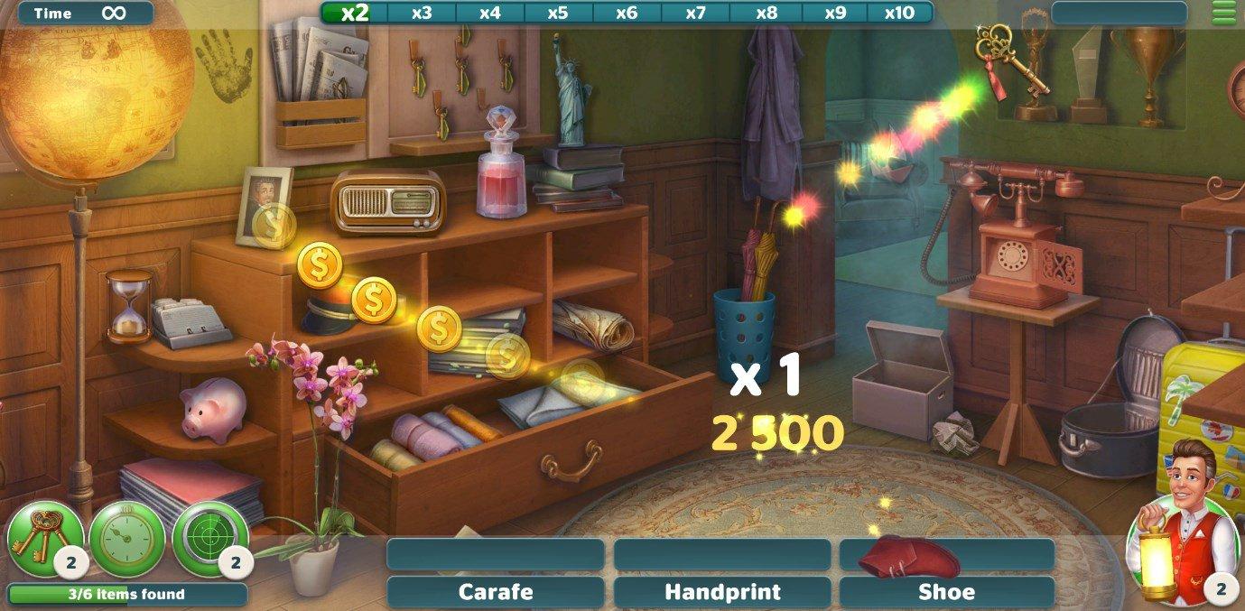 Hidden Hotel 1.1.8 - Télécharger Pour Android Apk Gratuitement pour Jeux Trouver Objet