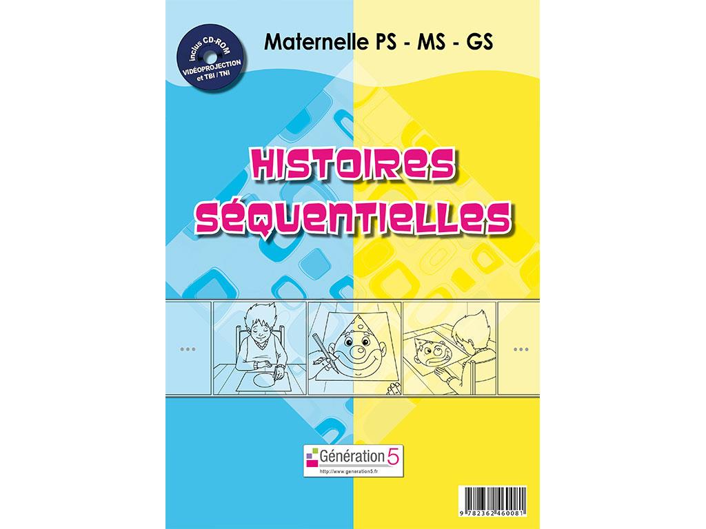 Histoires Séquentielles En Maternelle pour Images Séquentielles À Imprimer