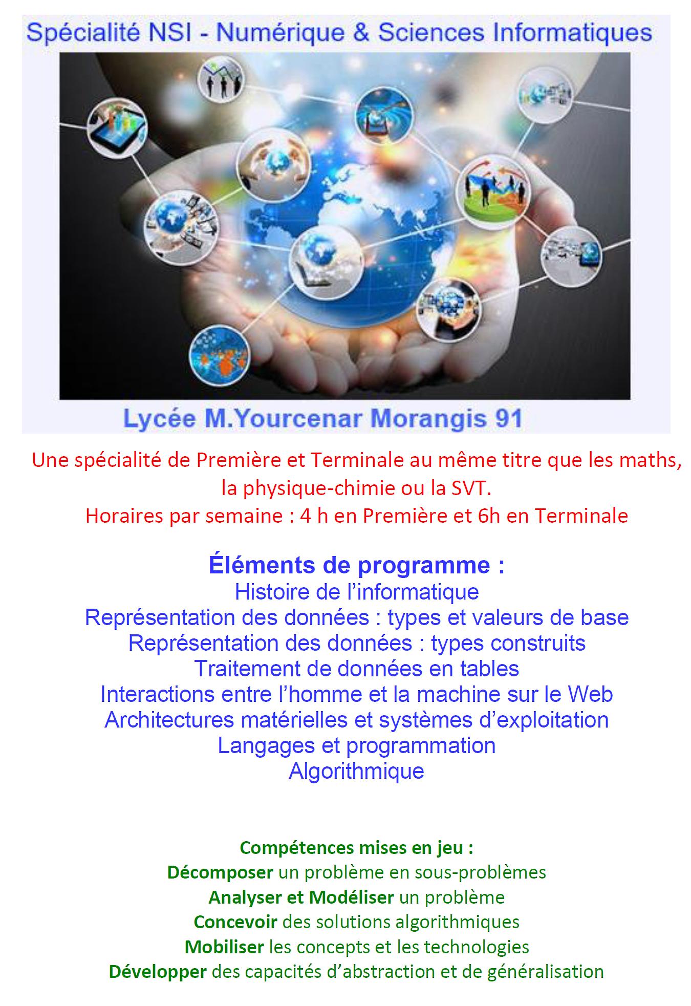 Hlogez – Lycée Marguerite Yourcenar 91420 Morangis serapportantà Cahier De Vacances 1Ere S