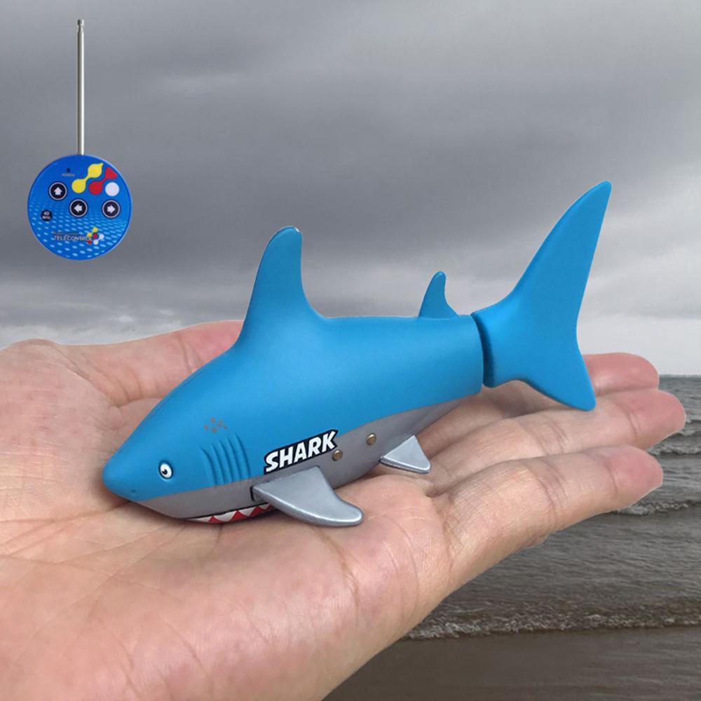 Hot Sale Télécommande Mini Requin Sous Marin Drôle Rc Sous dedans Requin Jeux Gratuit