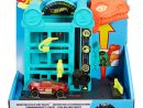 Hot Wheels City Downtown Speed Shop Escape avec Jeu Des Chapeaux