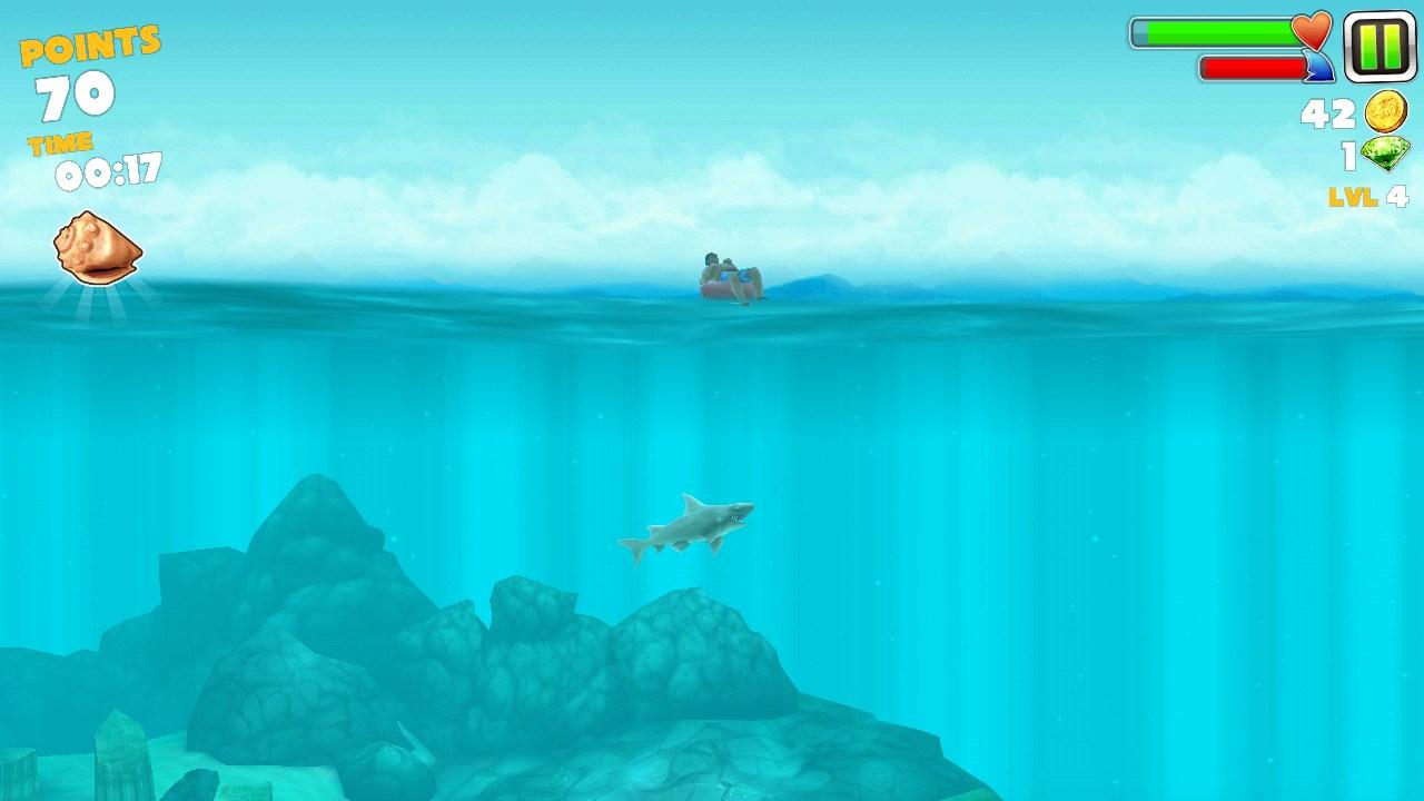 Hungry Shark Evolution – Jeux Pour Android 2018 encequiconcerne Requin Jeux Gratuit