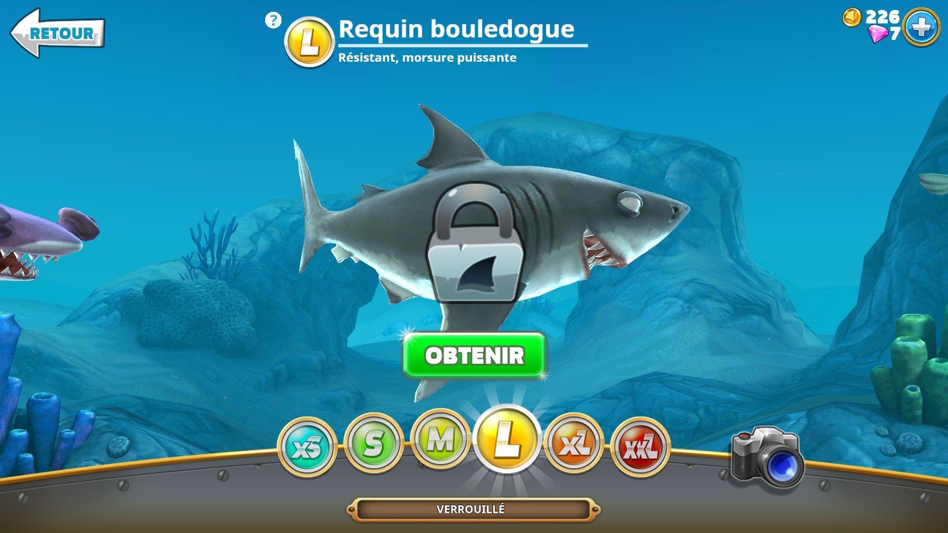 Hungry Shark World Se Fait Les Dents Sur Android destiné Requin Jeux Gratuit