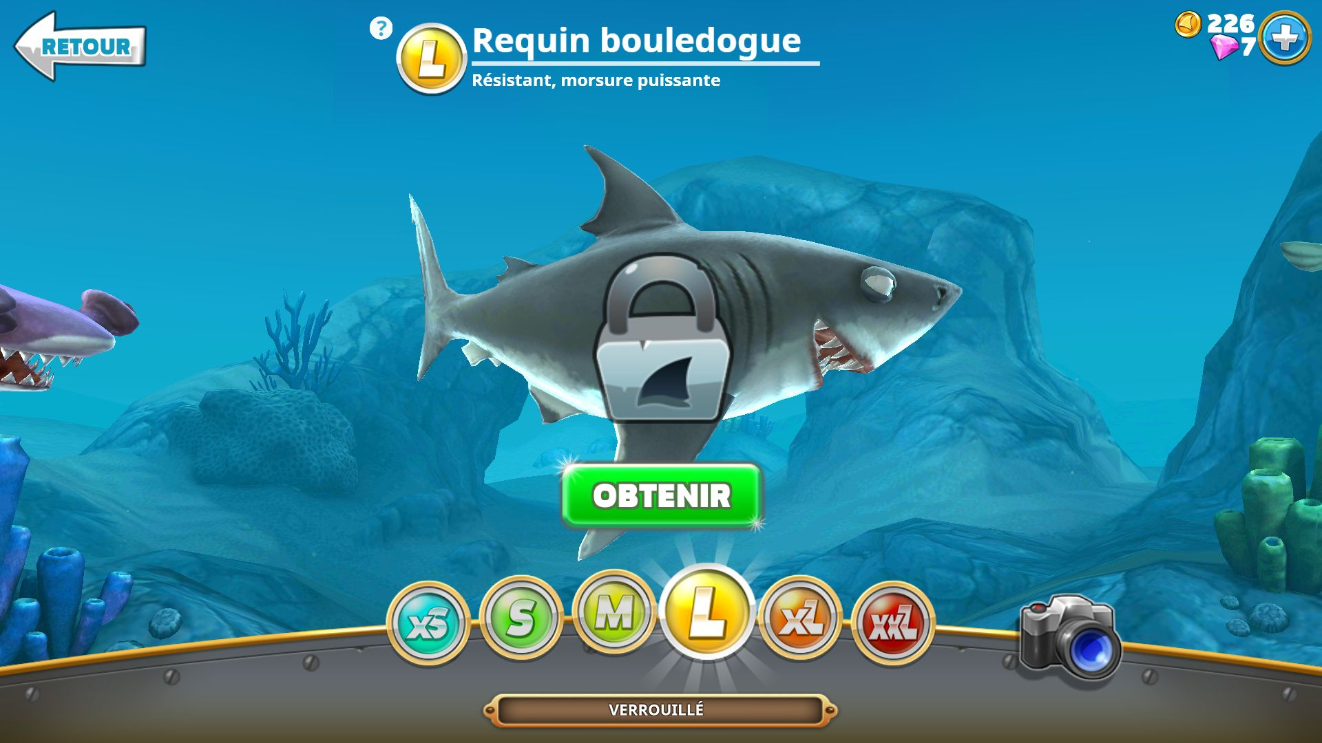 Hungry Shark World Se Fait Les Dents Sur Android destiné Tous Les Jeux De Requin