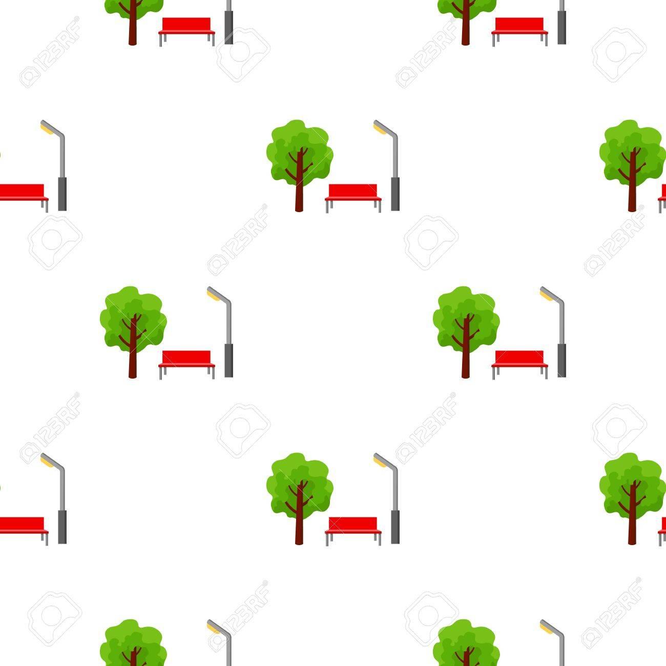 Icône De Parc En Style Cartoon Isolé Sur Fond Blanc. Jouer Au Jeu Gratuit  Jardin Modèle Vector. pour Jeux De Jardinage Gratuit
