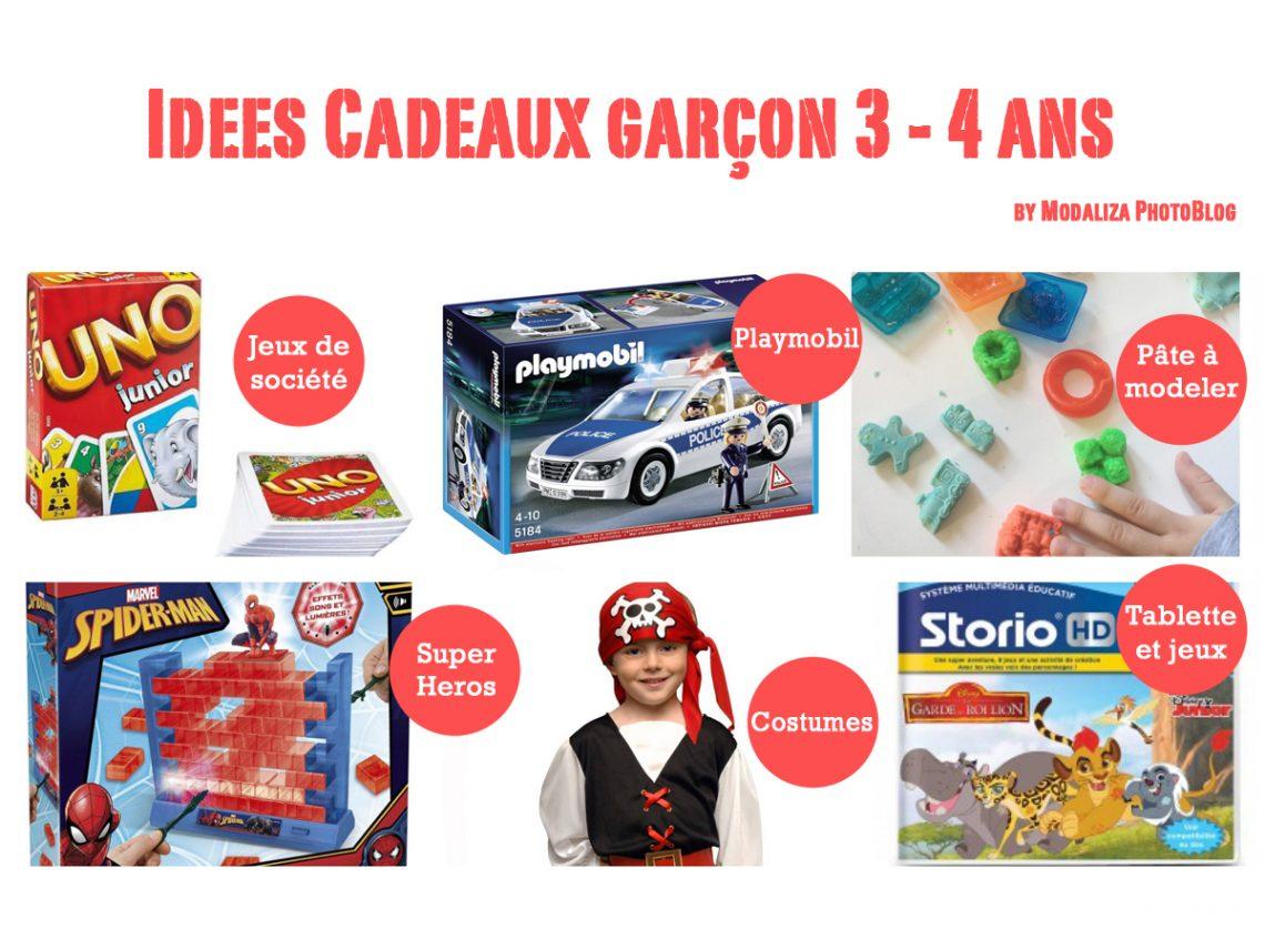 Idee Cadeau 3 - 4 Ans Garcon - Mon Blog - Modaliza Photographe avec Jeux De 4 Ans Garçon