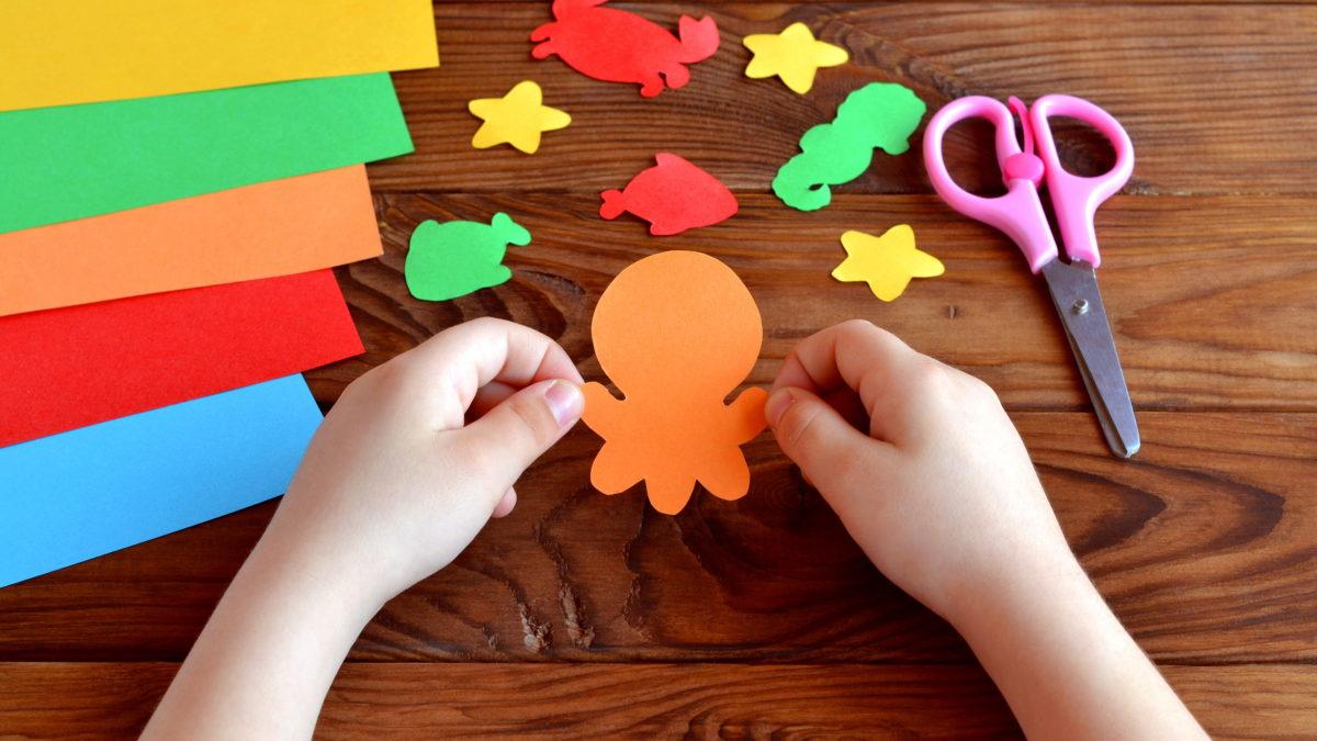 Idées Bricolage Et Loisirs Créatifs Pour Enfant De 3 Ans, 4 pour Activité Pour Enfant De 5 Ans