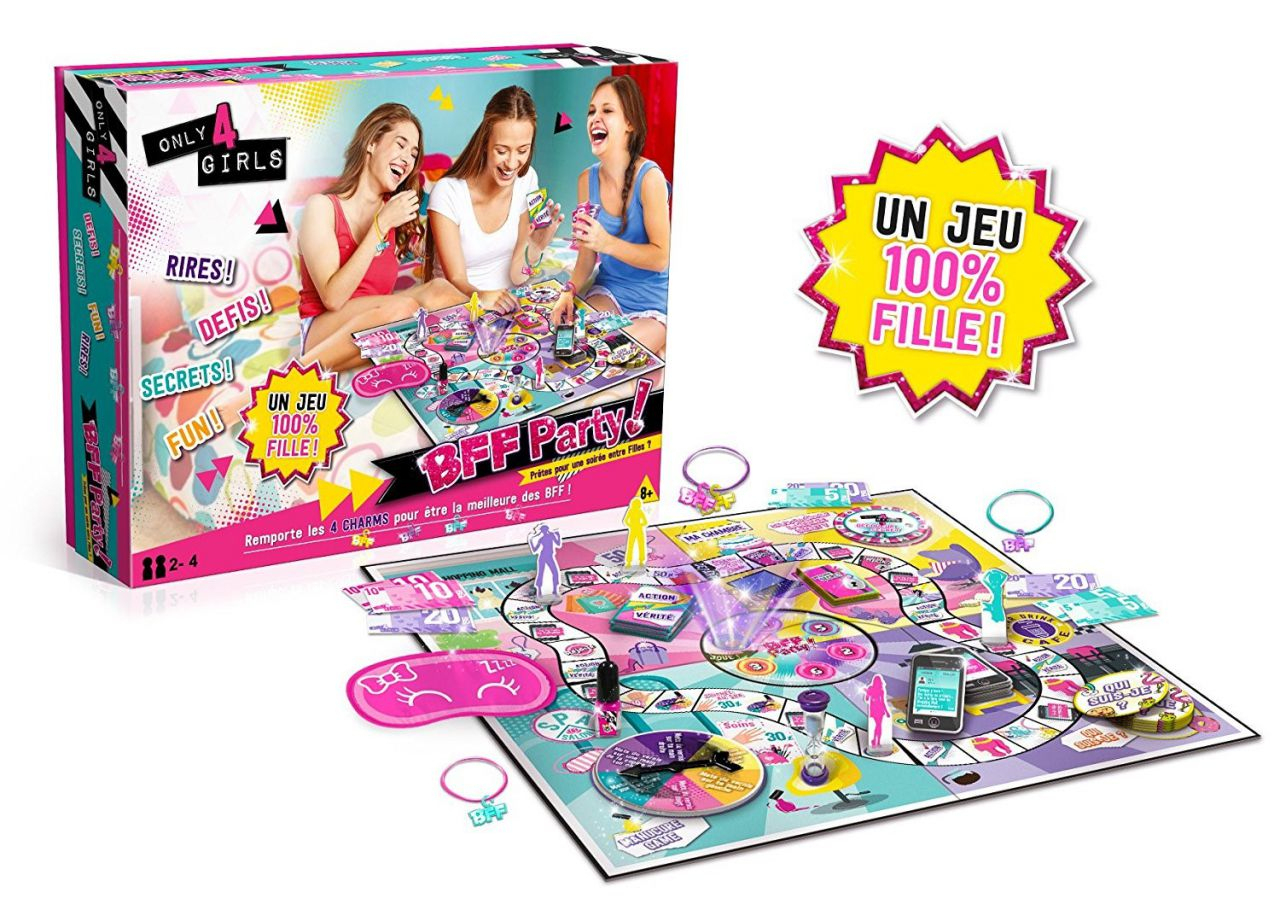Idées Cadeaux Pour Filles De 7 À 11 Ans - Le Parisien tout Jeux En Ligne Pour Les Filles