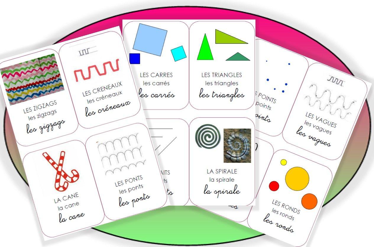 Imagiers Le Graphisme | Imagier (Travail Vocabulaire concernant Imagier Ecole