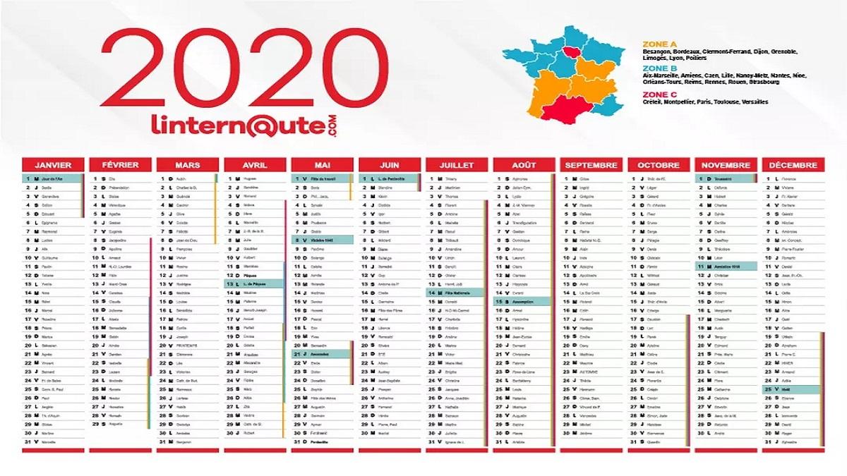 Imprimer Calendrier 2020 Ou Télécharger Gratuitement Kafunel serapportantà Imprimer Un Livre Gratuitement