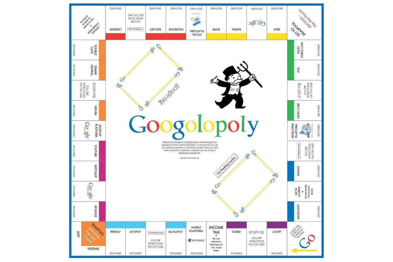 Imprimer Monopoly Pdf, Version Google | Planches De Jeu pour Plateau De Jeux De Société À Imprimer
