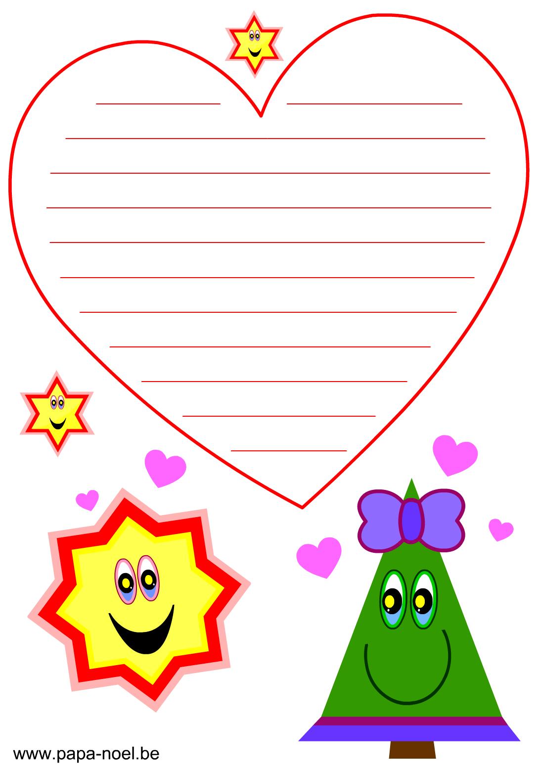 Imprimer Papier A Lettre Noel Papeterie Noël Gratuit Lettres à Papier À Lettre Gratuit À Imprimer