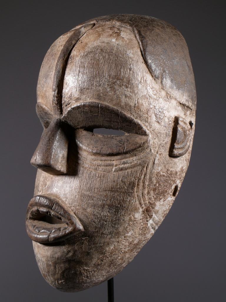 Index Of /art-Afrique/masque-Ibo concernant Masque Afriquain