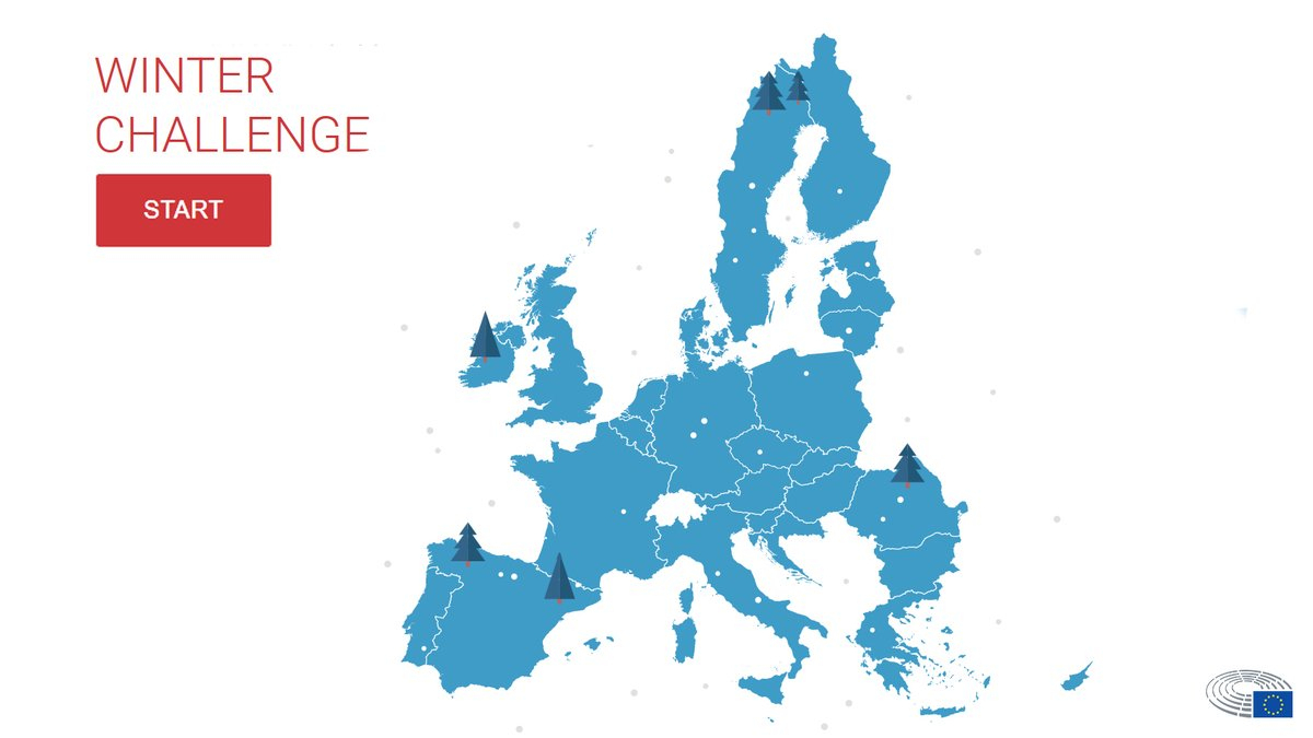 Interregtweets/eu Strategies & Coop Fwks On Twitter à Quiz Sur Les Capitales De L Union Européenne