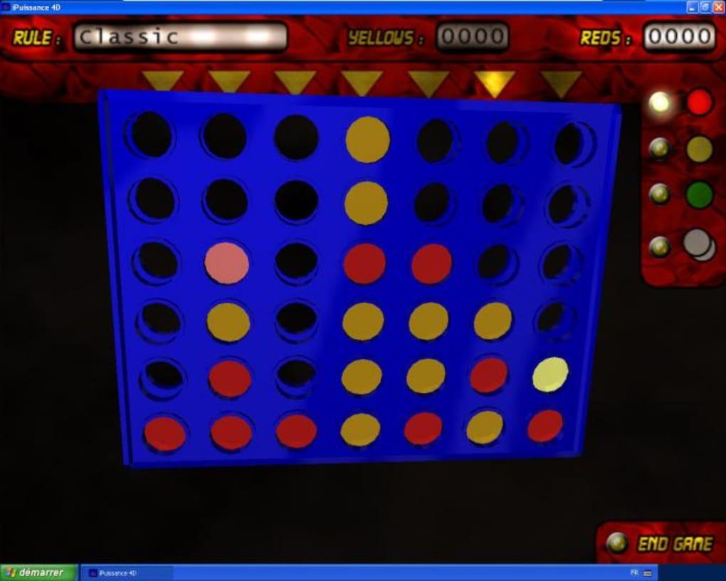 Ipuissance 4D - Télécharger tout Jouer A Puissance 4