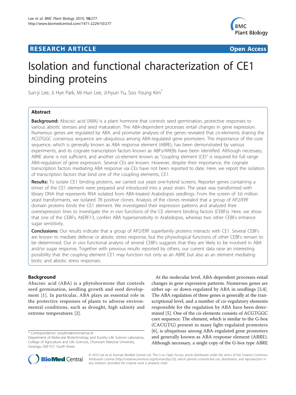 Isolation And Functional Characterization Of Ce1 Binding tout Reproduction De Figures Ce1