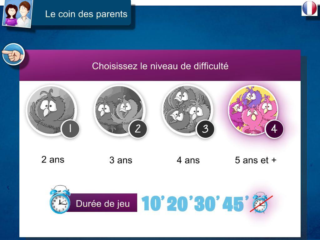 James - Jeux Éducatifs Pour Jeunes Enfants - Game-Guide pour Jeux De Connaissance 3 4 Ans