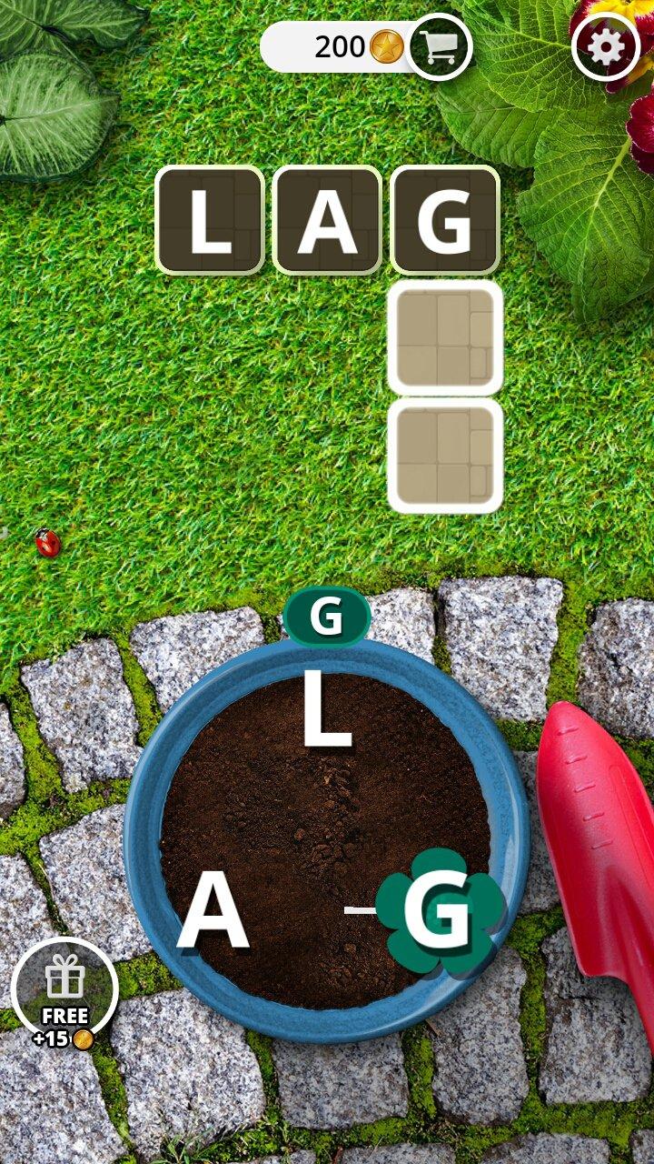 Jardin Des Mots 1.42.43.4.1695 - Télécharger Pour Android serapportantà Jeux De Jardinage Gratuit