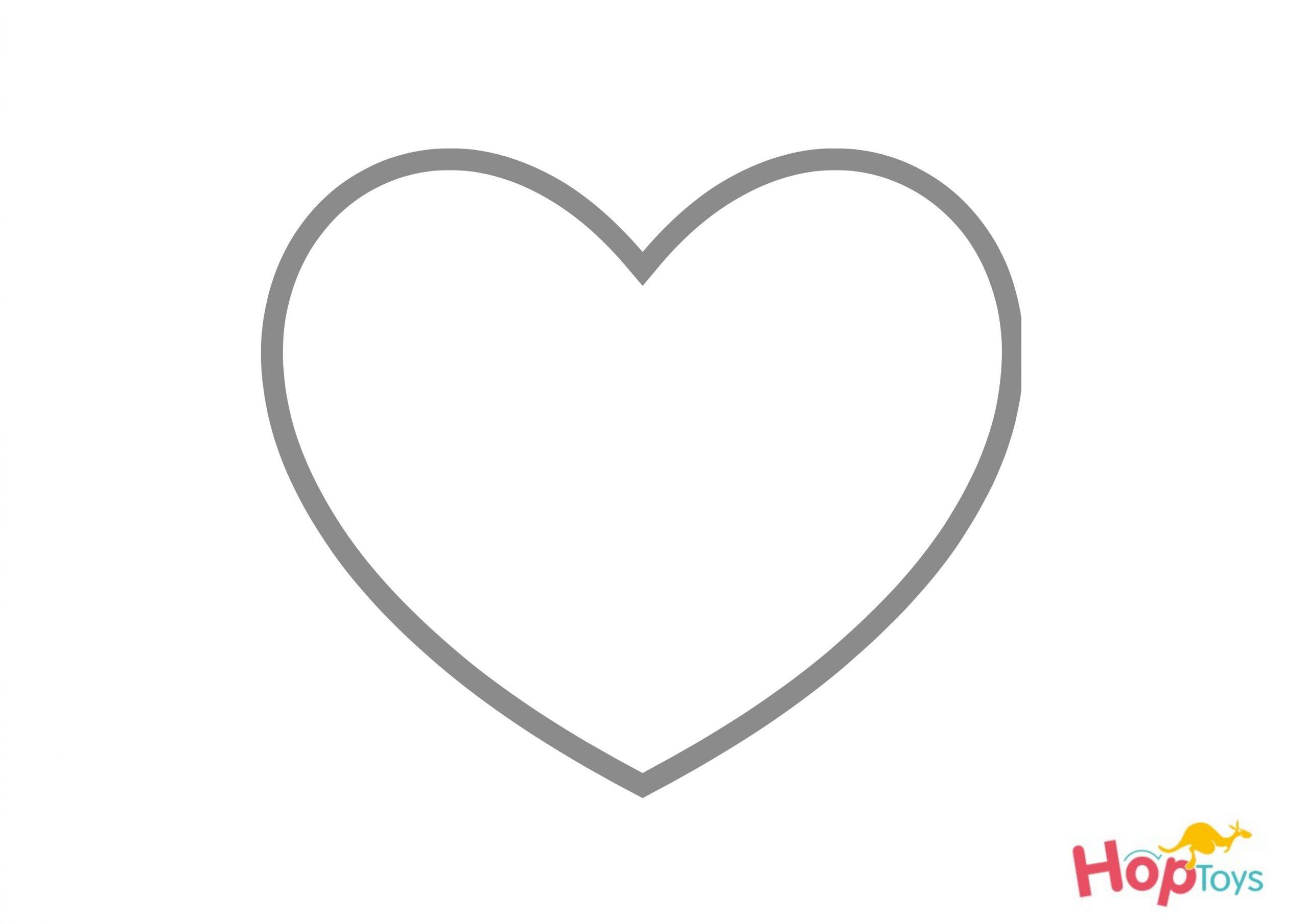 Je Fabrique Un Cadeau Fait Maison Pour La Fête Des Mamies tout Coeur A Imprimer Et Decouper