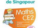 Je M'entraîne Avec La Méthode De Singapour - Maths Ce2 tout Mathématiques Facile