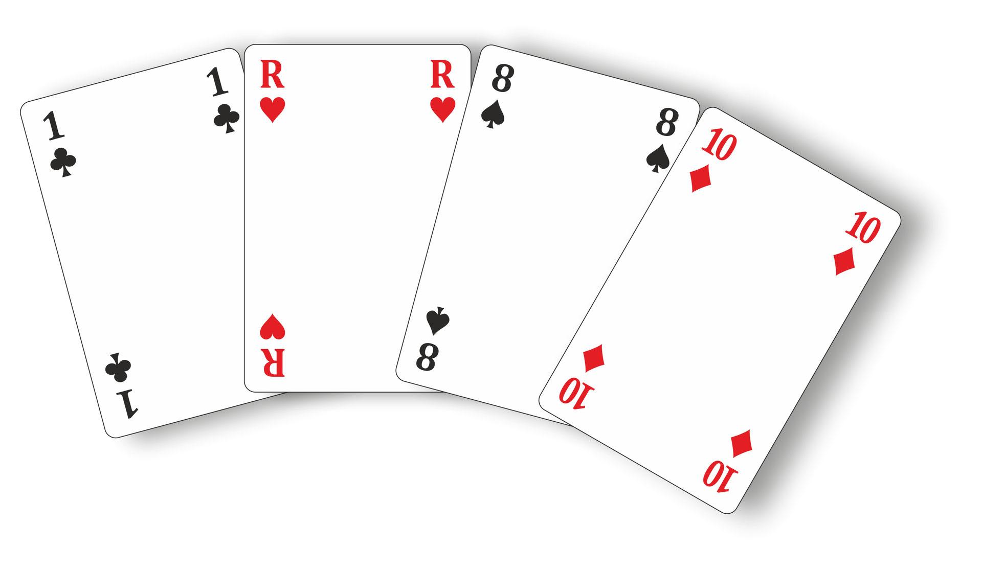 Jeu À Imprimer Et Personnaliser Soi-Même Activité - Jeux De intérieur Jeux De Cartes À Télécharger Gratuitement