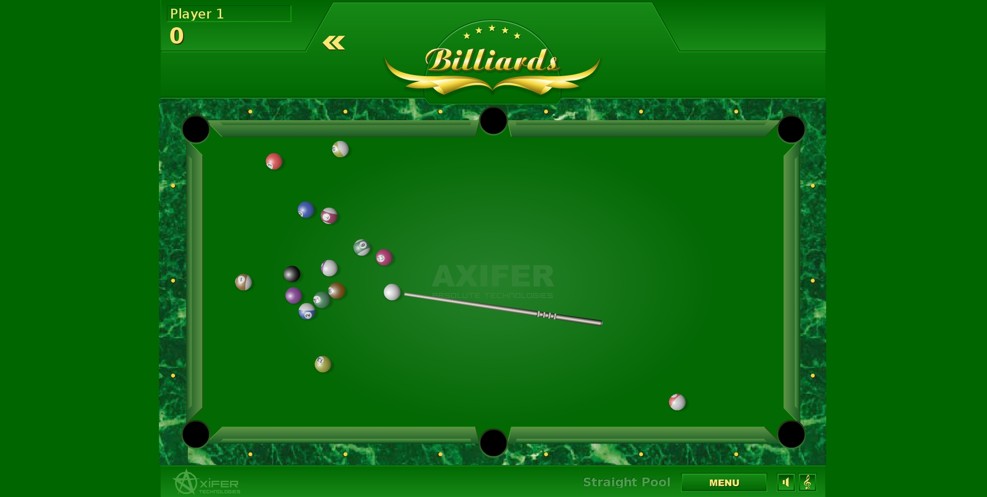 Jeu Billard Billiards Gratuit En Ligne encequiconcerne Jeux Billard En Ligne Gratuit