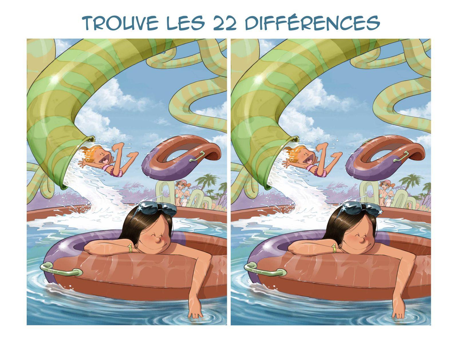 Jeu Concours Du 2 Février - Les Sisters encequiconcerne Jeux De Différence Difficile