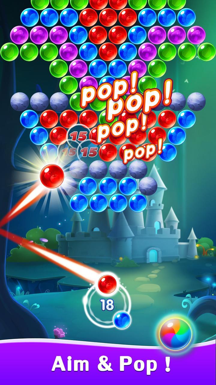 Jeu De Bulles - Bubble Shooter Legend Pour Android destiné Jeux Des Bulles