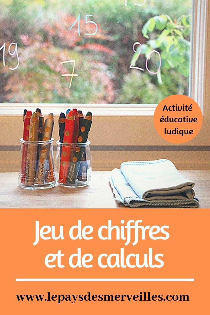 Jeu De Calculs Ludique Sur La Fenêtre   Jeux Calcul, Jeux De pour Jeu Calcul Enfant